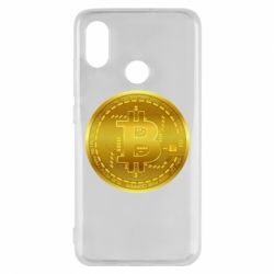 Чохол для Xiaomi Mi8 Bitcoin coin