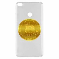 Чохол для Xiaomi Mi Max 2 Bitcoin coin