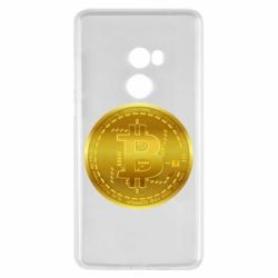 Чохол для Xiaomi Mi Mix 2 Bitcoin coin