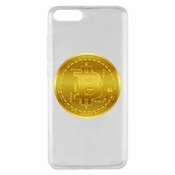 Чохол для Xiaomi Mi Note 3 Bitcoin coin
