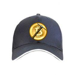 Кепка Bitcoin Hammer