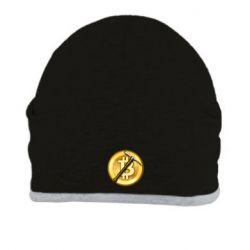 Шапка Bitcoin Hammer