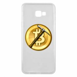 Чохол для Samsung J4 Plus 2018 Bitcoin Hammer