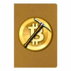 Блокнот А5 Bitcoin Hammer