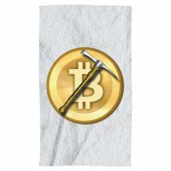 Рушник Bitcoin Hammer