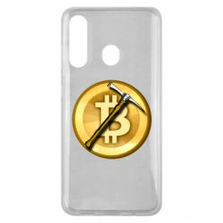 Чохол для Samsung M40 Bitcoin Hammer