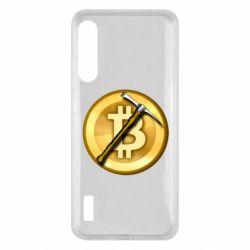 Чохол для Xiaomi Mi A3 Bitcoin Hammer