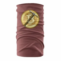Бандана-труба Bitcoin Hammer