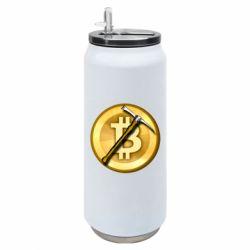Термобанка 500ml Bitcoin Hammer