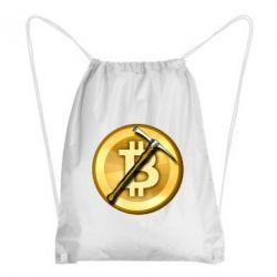 Рюкзак-мішок Bitcoin Hammer