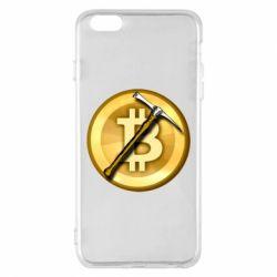 Чохол для iPhone 6 Plus/6S Plus Bitcoin Hammer