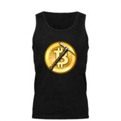 Майка чоловіча Bitcoin Hammer