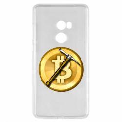 Чохол для Xiaomi Mi Mix 2 Bitcoin Hammer