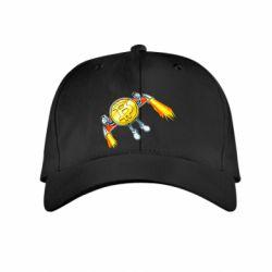 Дитяча кепка Bitcoin into space
