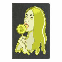 Блокнот А5 Bitcoin Lollipop