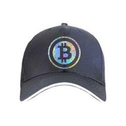 Кепка Bitcoin