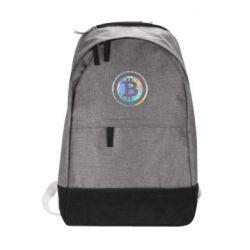 Городской рюкзак Bitcoin