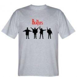Мужская футболка Битлы - FatLine