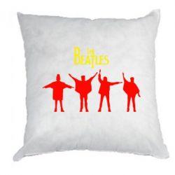 Подушка Битлы