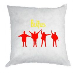 Подушка Битлы - FatLine