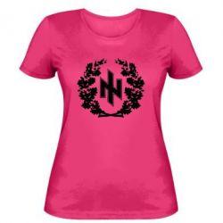 Женская футболка Бій під Крутами - FatLine