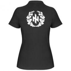 Женская футболка поло Бій під Крутами - FatLine