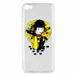 Чехол для Xiaomi Mi5/Mi5 Pro Black and yellow clown