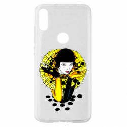Чехол для Xiaomi Mi Play Black and yellow clown