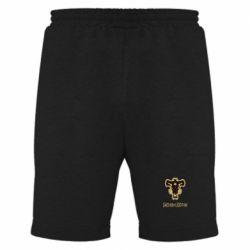 Мужские шорты Black clover logo