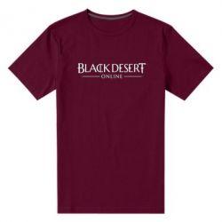 Чоловіча стрейчева футболка Black desert online