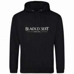 Чоловіча толстовка Black desert online