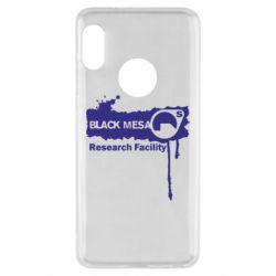 Чехол для Xiaomi Redmi Note 5 Black Mesa