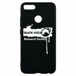 Чехол для Xiaomi Mi A1 Black Mesa