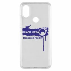 Чехол для Xiaomi Mi A2 Black Mesa