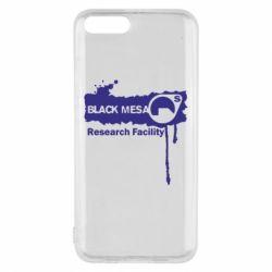 Чехол для Xiaomi Mi6 Black Mesa