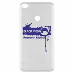 Чехол для Xiaomi Mi Max 2 Black Mesa