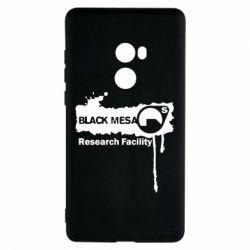 Чехол для Xiaomi Mi Mix 2 Black Mesa