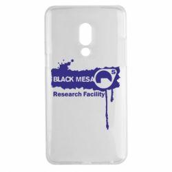 Чехол для Meizu 15 Plus Black Mesa - FatLine