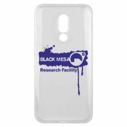 Чехол для Meizu 16x Black Mesa - FatLine