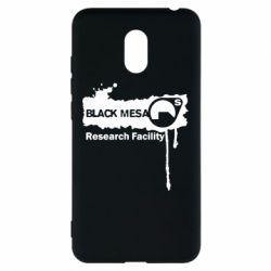 Чехол для Meizu M6 Black Mesa - FatLine