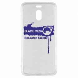 Чехол для Meizu M6 Note Black Mesa - FatLine