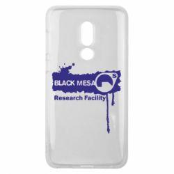 Чехол для Meizu V8 Black Mesa - FatLine