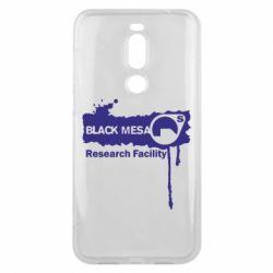 Чехол для Meizu X8 Black Mesa - FatLine