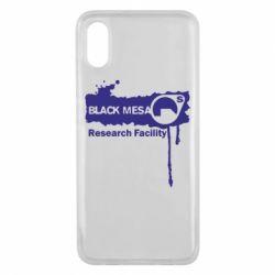 Чехол для Xiaomi Mi8 Pro Black Mesa