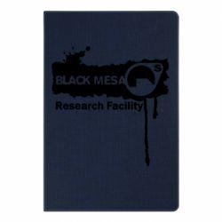 Блокнот А5 Black Mesa