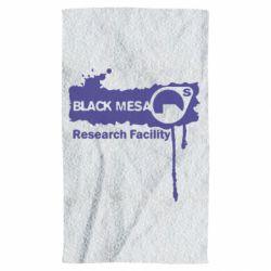 Полотенце Black Mesa