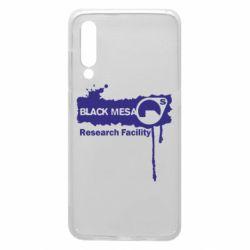 Чехол для Xiaomi Mi9 Black Mesa