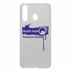 Чехол для Samsung A60 Black Mesa