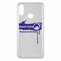 Чехол для Samsung A10s Black Mesa