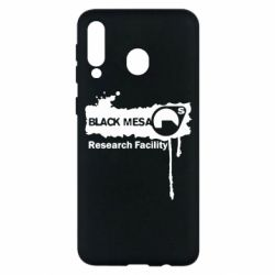 Чехол для Samsung M30 Black Mesa